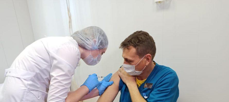 До конца декабря в Рязанской области заработает 11 пунктов вакцинации от Covid