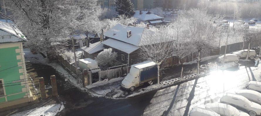 К вечеру воскресенья жителям Рязанской области стоит ожидать снегопада