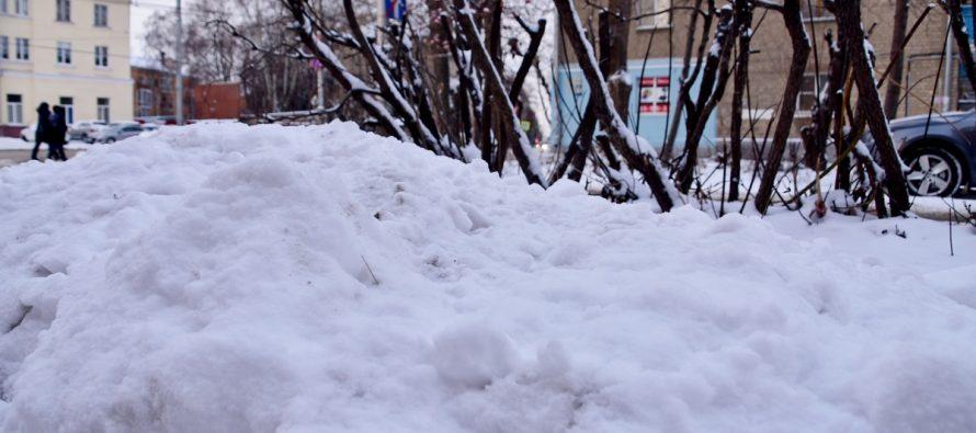 Любимов посоветовал коммунальным службам не расслабляться и отладить систему уборки