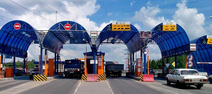 Собственник платной дороги в Рязани не захотел открывать ее в часы пик для бесплатного проезда