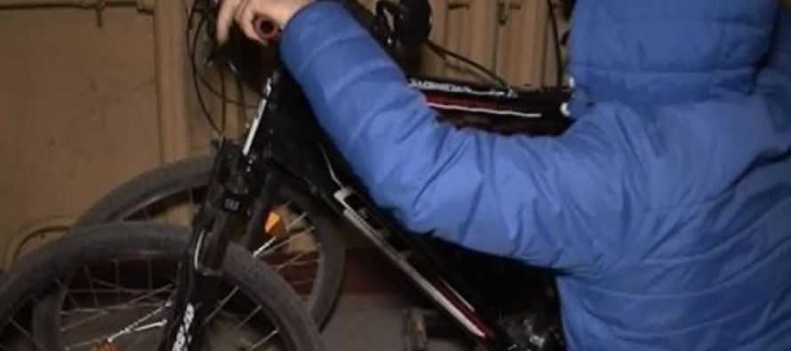 Полиция Касимовского района поймала вора, укравшего 8 велосипедов