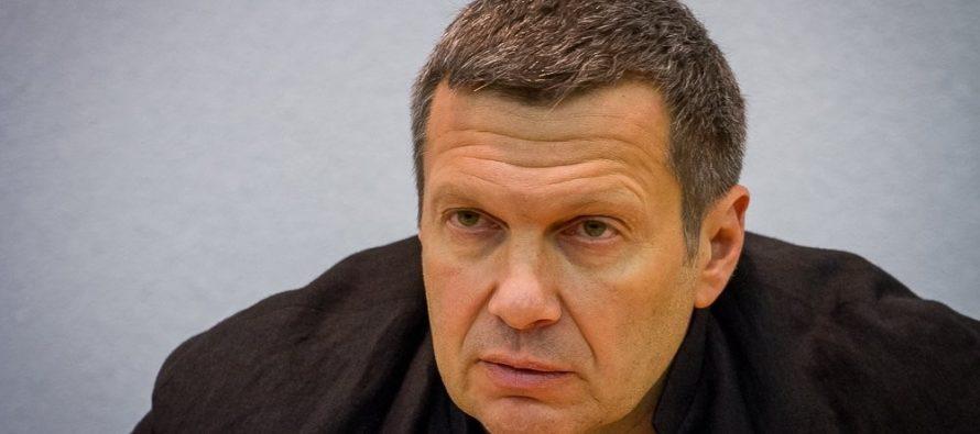 Соловьев заявил, что рязанский вице-губернатор Греков — «это Бэтмен какой-то»