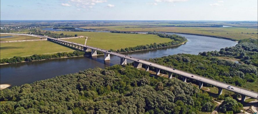 Рязанская область получит почти 7 миллиардов рублей на строительство моста через Оку