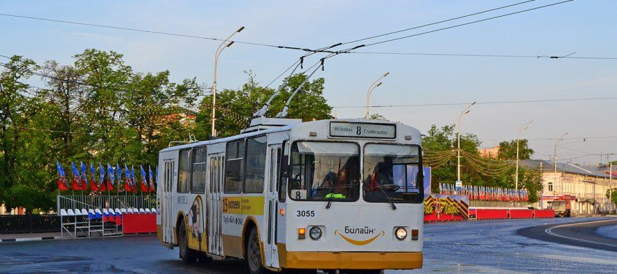 Урбанисты Рязани выступили против замены троллейбусов на маршрутки