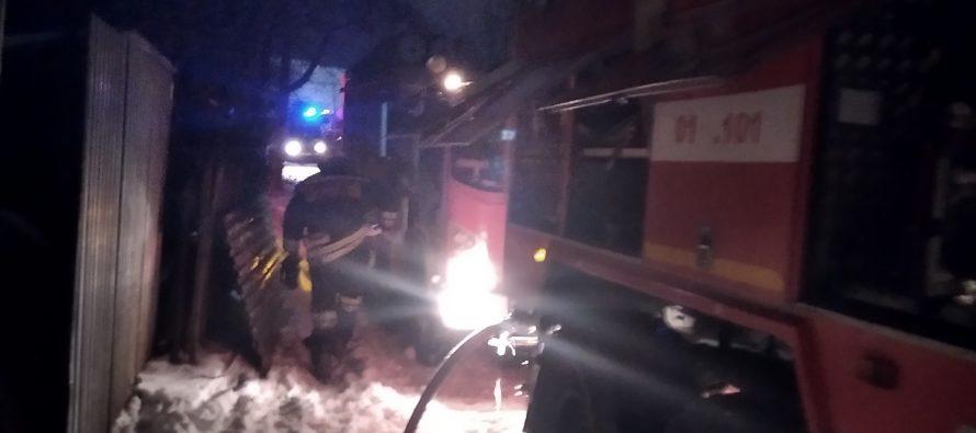 На пожаре под Рязанью погибли супруги и двое детей