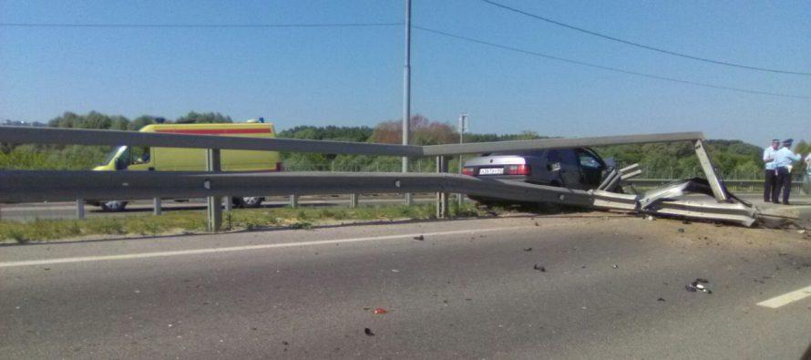 Пьяный житель Рязани на «Форде» насмерть сбил водителя «Киа» на Северной окружной