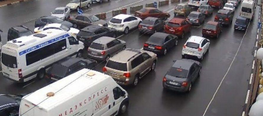 Рязаньстат констатировал переизбыток транспортных средств в регионе