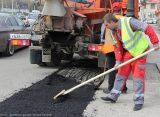 В Рязани за 24 часа отремонтировали 100 квадратных километров дорог