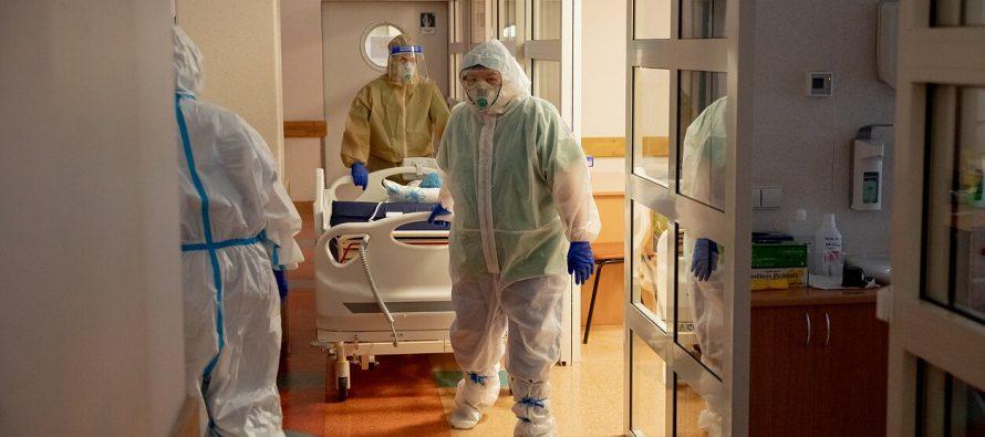 В Рязанской области за сутки зафиксировано 3 смерти от коронавируса