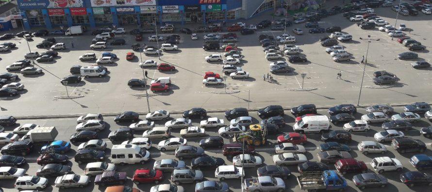Мэр Елена Сорокина поговорила с рязанцами о парковках и пробках в городе