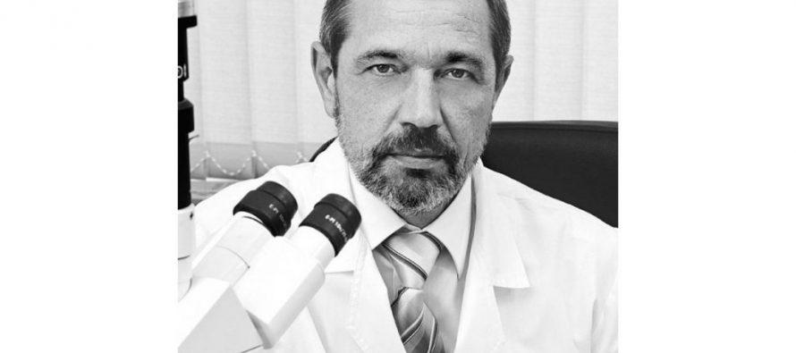 Ушел из жизни начальник Бюро судмедэкспертизы Рязани Николай Крупнов