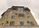 В Рязани на улице Сенной сносят незаконную надстройку на крыше жилого дома