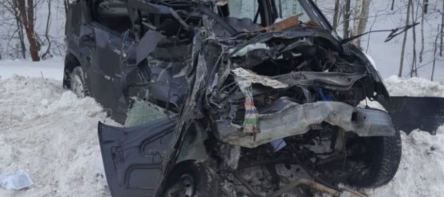 55-летний житель Рязанской области погиб в аварии у села Заборье