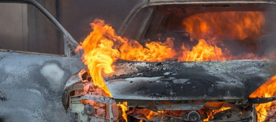 Рязанец отомстил работодателю и сжег его автомобиль