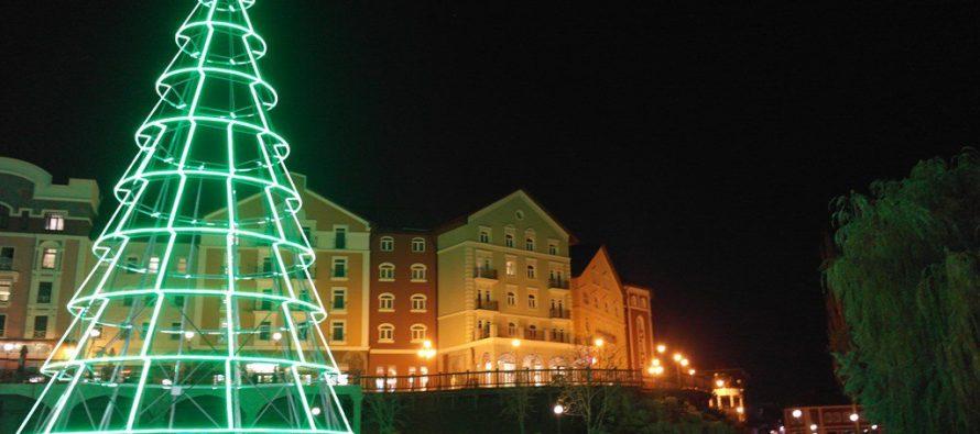 22 января в Рязани начнут разбирать елки и новогодние арт-объекты