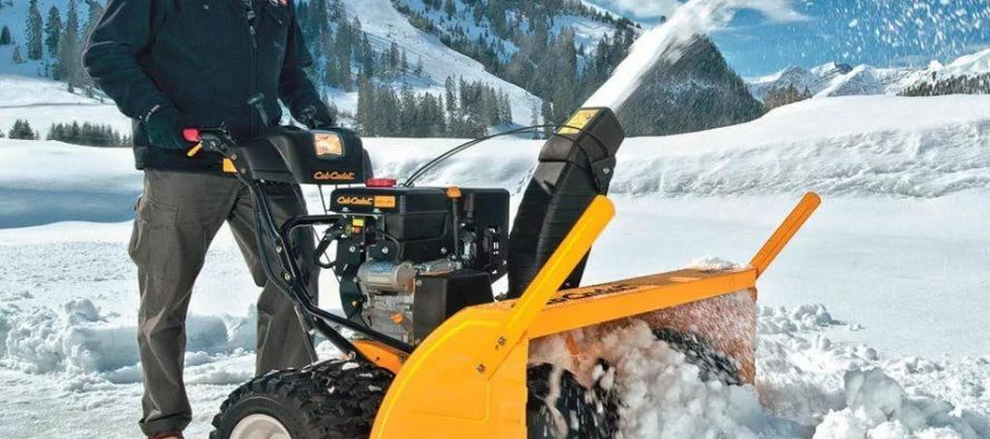 Дирекция благоустройства Рязани получила 20 новых механических снегоуборщиков
