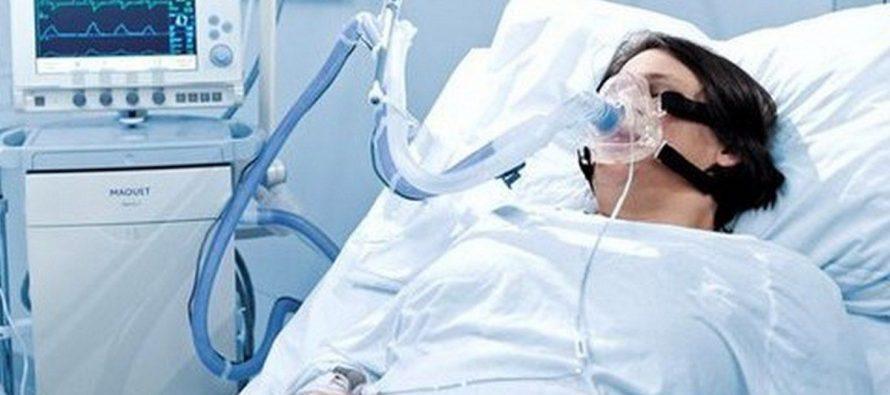 В Рязанской области увеличилось число пациентов с Covid-19 на ИВЛ