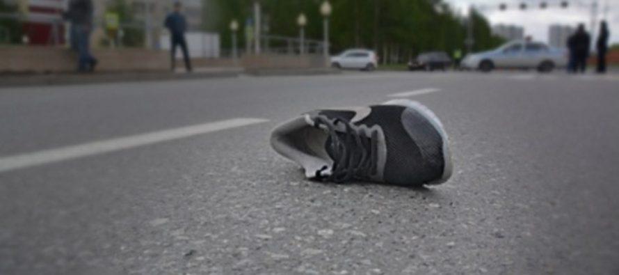 В Рязани на улице Зубковой таксист сбил 26-летнего пешехода