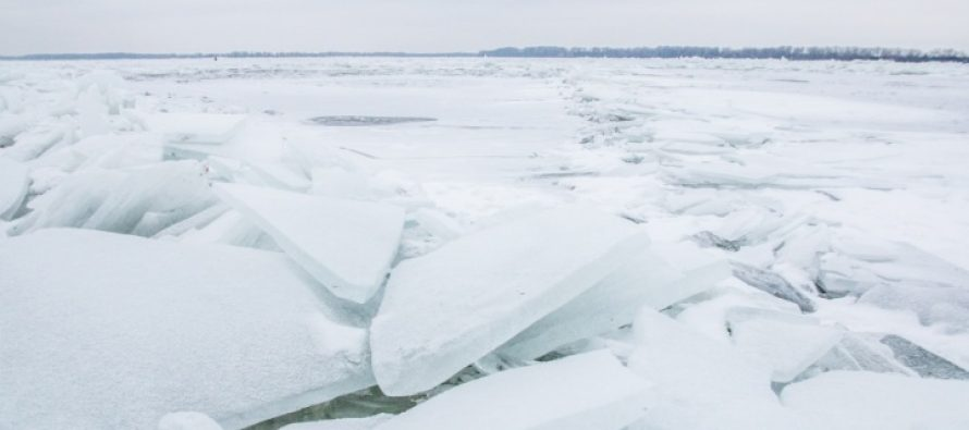 Рязанское МЧС отметило увеличение толщины льда на некоторых водоемах