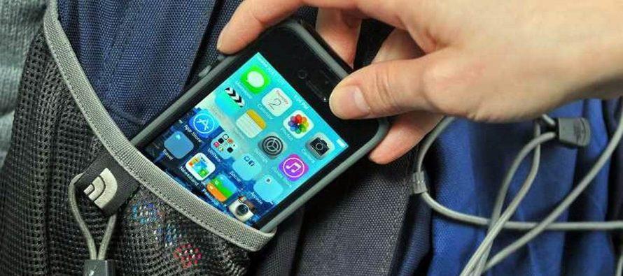 Полицейские оперативно раскрыли кражу телефона у жительницы Московского района Рязани