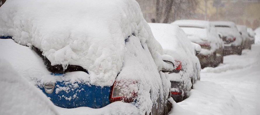 Рязанский «Ростелеком» получил штраф от мэрии за нечищеные платные парковки
