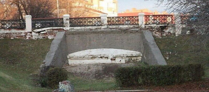 В Рязани из-за непогоды поставили на паузу ремонт Астраханского моста