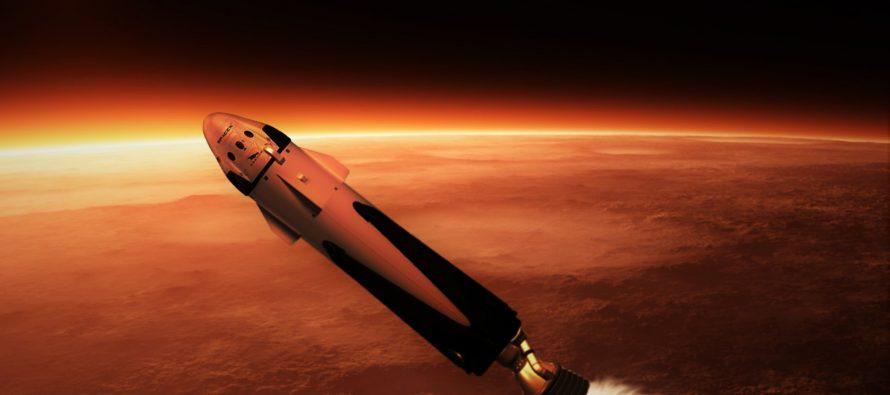 С новой ракетой полеты на Марс станут в 10 раз быстрее