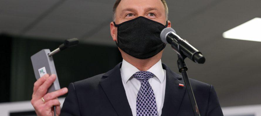 В Польше изобрели прибор, за 10 секунд выявляющий коронавирус по дыханию