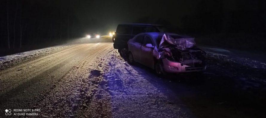 В результате ДТП под Рязанью оба водителя оказались в больнице