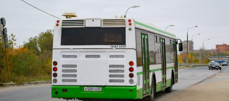 На маршруте №21 в Рязани уменьшат количество автобусов