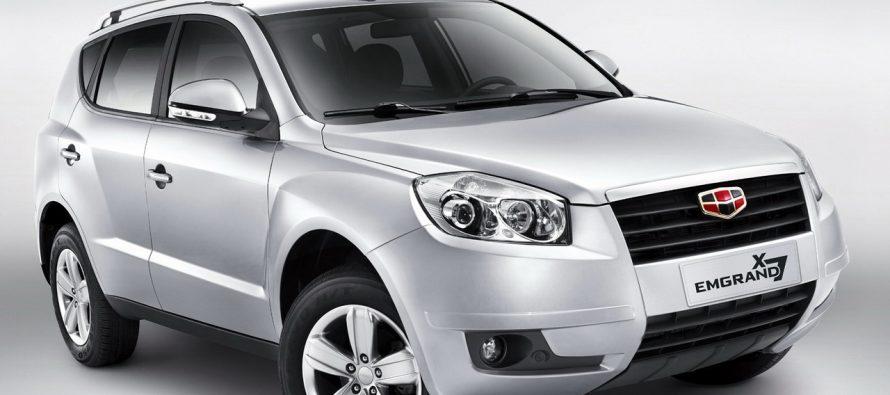 Аналитики выяснили, сколько теряют в цене китайские автомобили за 3 года