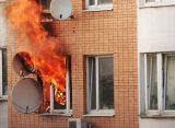 В центре Рязани из-за пожара эвакуировали 20 человек
