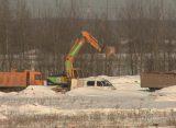 В Шумаше Рязанского района незаконно обустраивают искусственный водоем