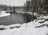 В четверг в Рязани ожидается потепление до +1 со снегом и дождем