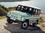 В Сети появились рендеры УАЗ «Хантер-469» в кузове кросс-купе