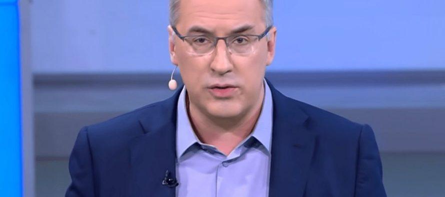 Андрей Норкин взъярился из-за высказываний Павла Табакова в адрес российской власти