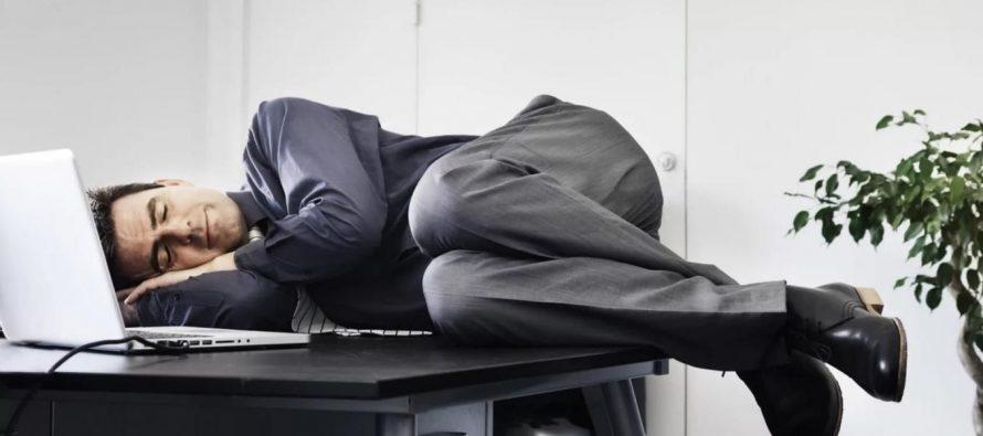 30 минут дневного сна улучшают работу мозга и заряжают энергией