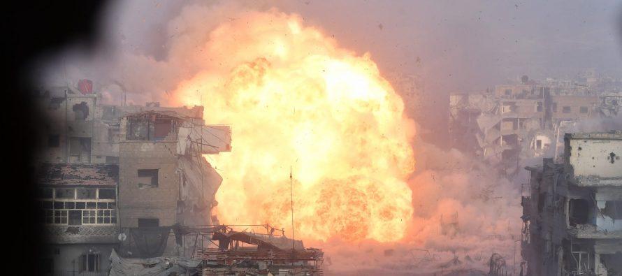 Сирия назвала налет ВВС США на Дейр-эз-Зор «трусливой агрессией»