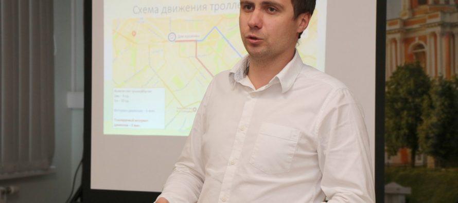 Андрей Михно ушел с поста начальника управления транспорта рязанской администрации