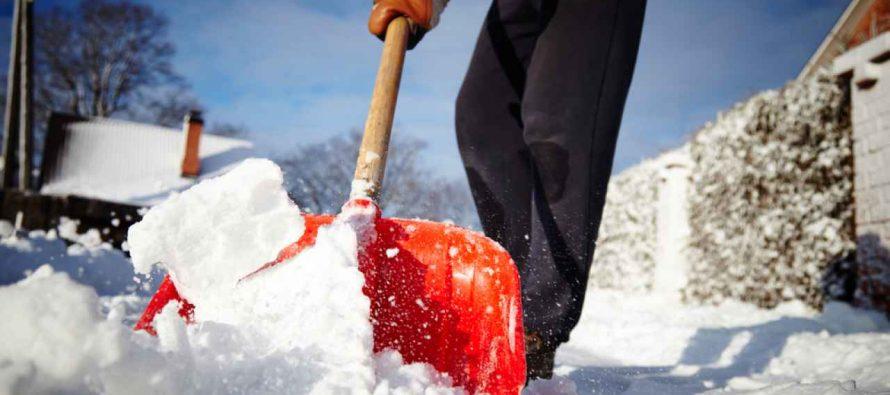 В Рязани к уборке снега привлекут осужденных и безработных