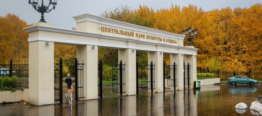 В ходе благоустройства рязанского ЦПКиО были допущены грубые нарушения закона