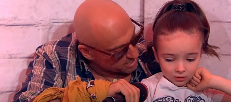 Нагиев оскорбил Лободу, которая прервала выступление 7-летней участницы, доведя её до слёз