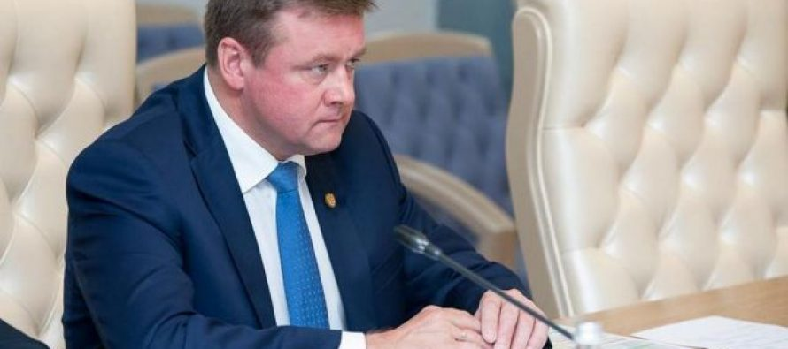 Любимов ответил на вопросы молодежи по отмене ограничений в Рязанской области