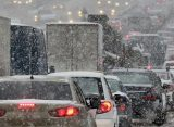 Из-за очередного ДТП на Куйбышевском шоссе в Рязани образовалась 10-бальная пробка