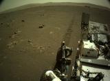NASA обнародовали первую аудиозапись передвижений марсохода Perseverance по Марсу