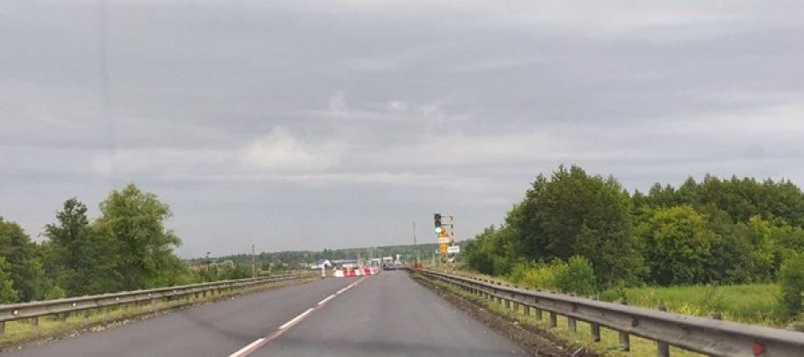 Северная окружная дорога будет отремонтирована после передачи в собственность Рязани