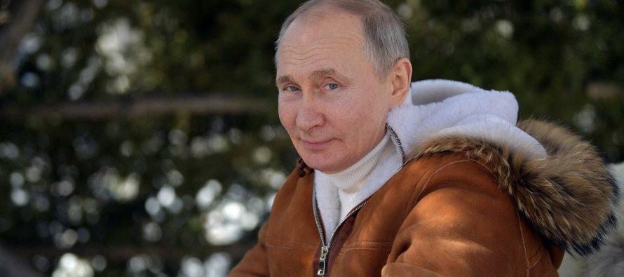 Путин дал советы по поддержанию иммунитета после вакцинации от коронавируса