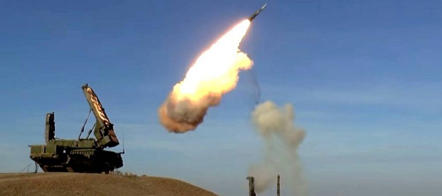 Стратегически важные военные объекты РФ будет защищать новейшие системы управления силами ПВО