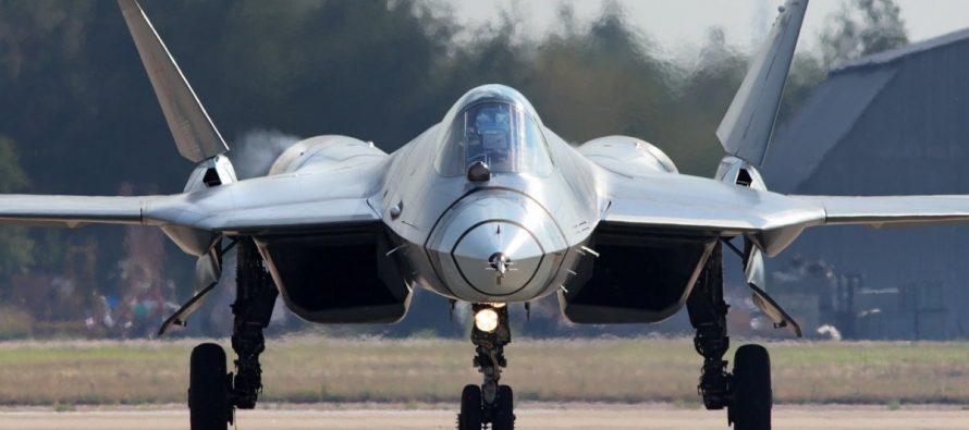 Airforce Technology: Истребители Су-57 расширят боевые возможности ВКС России
