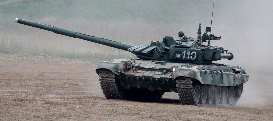 Эксперт The National Interest рассказал о модернизированном «танковом монстре» России
